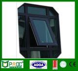 Estándar australiano de doble acristalamiento en ventanas Toldos de aluminio