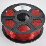 Высшее качество 3D-принтер из PETG массой Multi-Color свечения 3D-печати материала