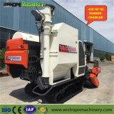 4.5Kg/S La capacidad de alimentación del depósito de grandes máquinas cosechadora de arroz trigo