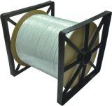 Fil de pouvoir de câble coaxial de liaison d'écran protecteur de la quarte RG6