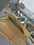 2000t tipo Closed quadrato torretta dell'acqua di raffreddamento di flusso trasversale