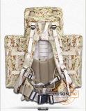 Nylon tático militar camuflar da trouxa com padrão de ISO