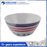 Fabricant OEM de la vaisselle de la mélamine assiettes