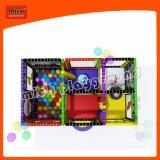Развлекательный центр семьи мягкий играть игровая площадка для установки внутри помещений