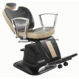 Kontrast-Farben-Herrenfriseur-Stuhl-königlicher Verhalten-Salon-Geräten-Stuhl
