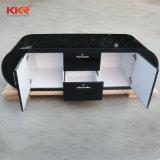 現代デザイン家具の人工的な石造りの大理石の一見棒カウンター