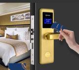 Orbitaの電子主ホテルの部屋のドアロック