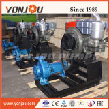 Центробежные насосы воды, смонтированные на дизельного двигателя
