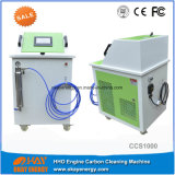 CCS1000 Hhoエンジンカーボンきれいなカーウォッシュ機械価格