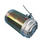 Venda de fábrica 48V/60V/72V pequeno motor DC escovado para conjuntos de alimentação