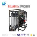 1000L/H sistema de ultrafiltragem mini fábrica de Água Mineral