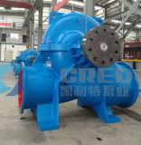 Aufgeteilte Fall-Pumpe für Stahltausendstel