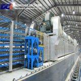 Le papier face les panneaux de gypse Ligne de production avec certificat ISO
