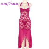 Commerce de gros de nouveaux designs Fashion Mesdames Robe de nuit