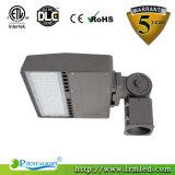 Het openlucht LEIDENE van de Lamp van de Rijweg van de Tuin 100W Licht van Shoebox met Fotocel