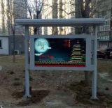 La publicité de l'écran Digital Media signe affichage LED