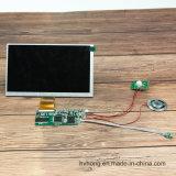 Écran LCD 7 pouces chaud IPS Module vidéo pour cartes de voeux vidéo module d'accueil
