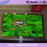6 мм для поверхностного монтажа внутри помещений дисплей со светодиодной подсветкой экрана для повышения производительности
