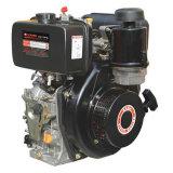 4 치기 4kw 공기에 의하여 냉각되는 6HP 디젤 엔진