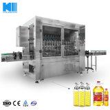 Servomoteur Ce certificat ISO bouteille d'olive de tambour / / légumes comestibles / lubrification / Moteur / remplissage d'huile de cuisson de l'embouteillage machine de conditionnement d'emballage