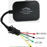 Водонепроницаемый компактный размер GPS Tracker с кривой и оптимизации функций резервного аккумулятора (MT05-SU)