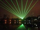 IP65 20W 30W緑のIlda屋外の移動ヘッドレーザー光線