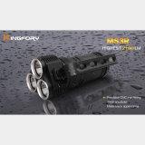 Главы трех Суперяркий Hand-Held светодиодный фонарик для использования вне помещений