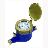 Contador de água fornecida profissionalmente Multi-Flow Contador de água fria úmida do Rotor