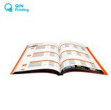 高品質フルカラーカタログの本マガジンパンフレットの小冊子の印刷