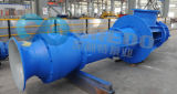 Pompa Mixed verticale centrifuga di flusso della pompa ad acqua