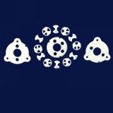 多孔性ねじ据え付け品のよい絶縁体パフォーマンスジルコニアの陶磁器の自動車部品