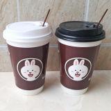Koppen van de Koffie van de Verkoop van de fabriek de Directe 8oz met het Embleem van de Douane