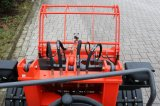 Motor-Schnee-Abbau-Rad-Ladevorrichtung des Euro-III