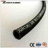 Reforzado con alambre de acero de alta calidad hidráulica espirales manguera de goma