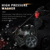 163 cc benzinemotor Elektrische hogedrukwaterstraalwagen Wasmachine reiniger