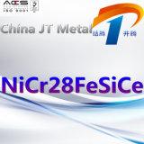 De nikkel-Basis van Nicr28fesice de Pijp van de Plaat van de Staaf van de Legering in Uitstekende Kwaliteit en Prijs