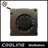 China Fábrica do Ventilador 3004 Ventiladores axiais de 5 V DC 30*30*4mm mini-DC Ventilador para refrigeração do videogravador