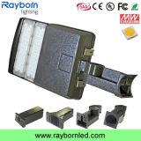Indicatori luminosi di zona dei parcheggi 100W Shoebox LED con il sensore della cellula fotoelettrica