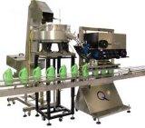 Macchina imballatrice di coperchiamento Cina della macchina per l'imballaggio delle merci della macchina della bottiglia di olio di lunga vita