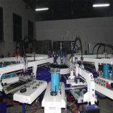 8 색깔 24 테이블 자동적인 회전 목마 스크린 인쇄 기계