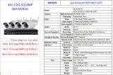 Wasserdichte Digitalnetz-China IP-Kamera der Sicherheit CCTV-Kamera-HD