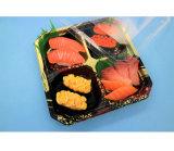 Оптовая торговля Tetraplegic лосося суши отложить обед в салоне