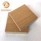 Facile en bois Micro-Perforated Lnstallation Panneau acoustique