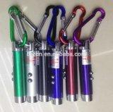Latina y el Estándar Europeo 1MW láser 3mw puntero de luz UV LED linterna llavero apuntador laser