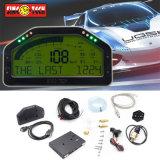 Высокая производительность автомобильных гонок манометры 6,5-дюймовый провод жгута проводов комплекта датчика
