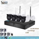4Le SHC 1.0/2.0MP caméra IP système NVR WiFi réseau de fournisseurs de caméra CCTV