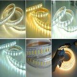 5630 LED cor duplo LED de luz da faixa de luz do cabo flexível