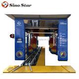 Túnel automática Máquina de lavado de coches 9+4 con pinceles de pelo A6