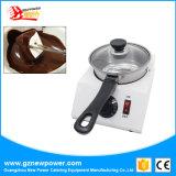 Facile fare funzionare il melting pot di fusione del cioccolato della macchina del cioccolato