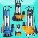 Série V d'eaux usées submersible en acier inoxydable